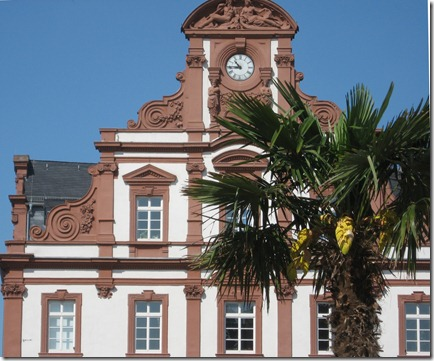 Alte Münze in Speyer