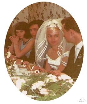 Hochzeitsfoto Im Restaurant