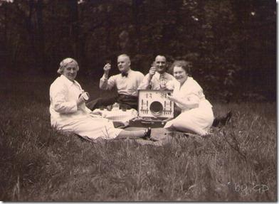 Picknick 1938