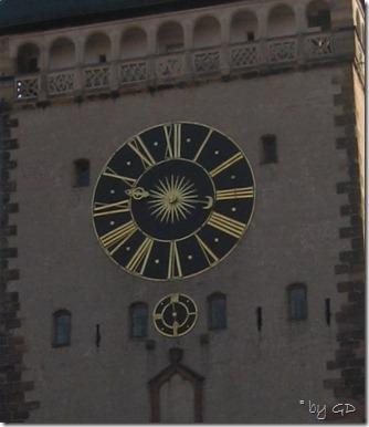 Uhr am Altpörtel