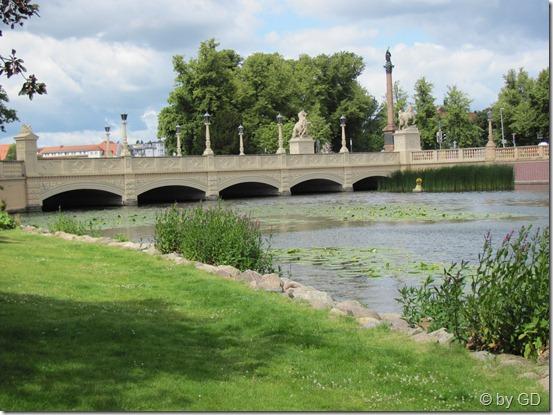 Schlossbrücke Schwerin