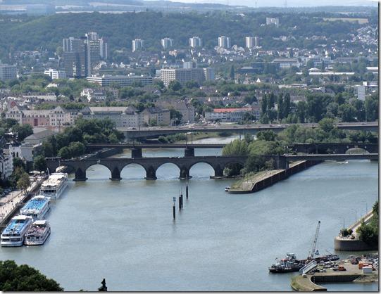 Brücken in Koblenz
