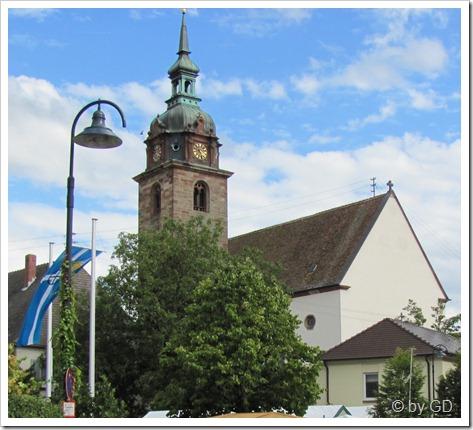 Kirche Hainfeld