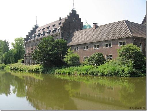 Gladbeck-Wasserschloss Wittringen