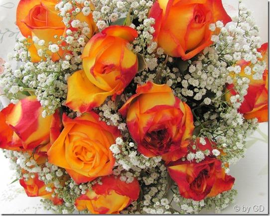 Blumen f. Frau K.